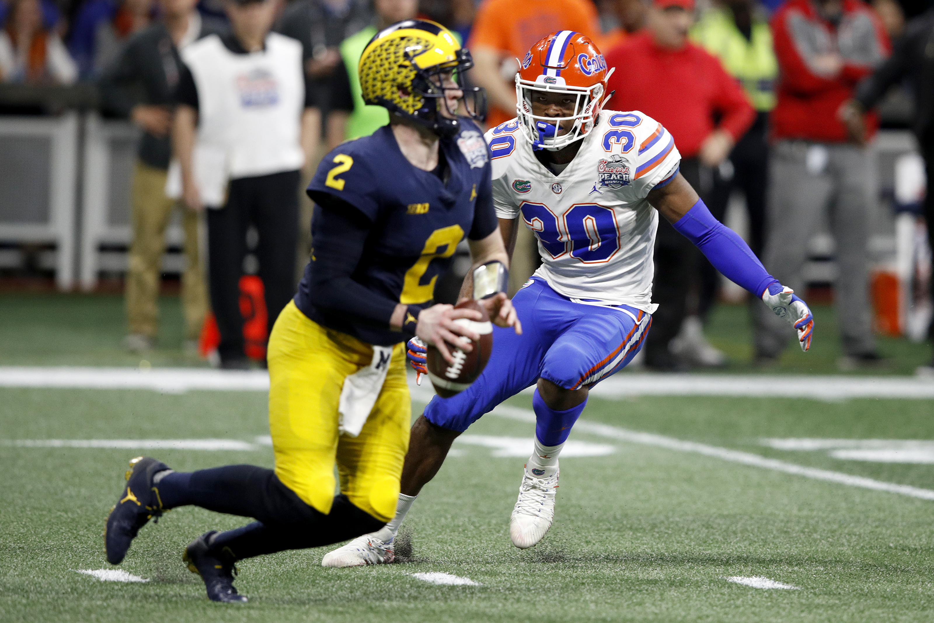 Florida Football Defensive Positions Still Up For Grabs For Gators