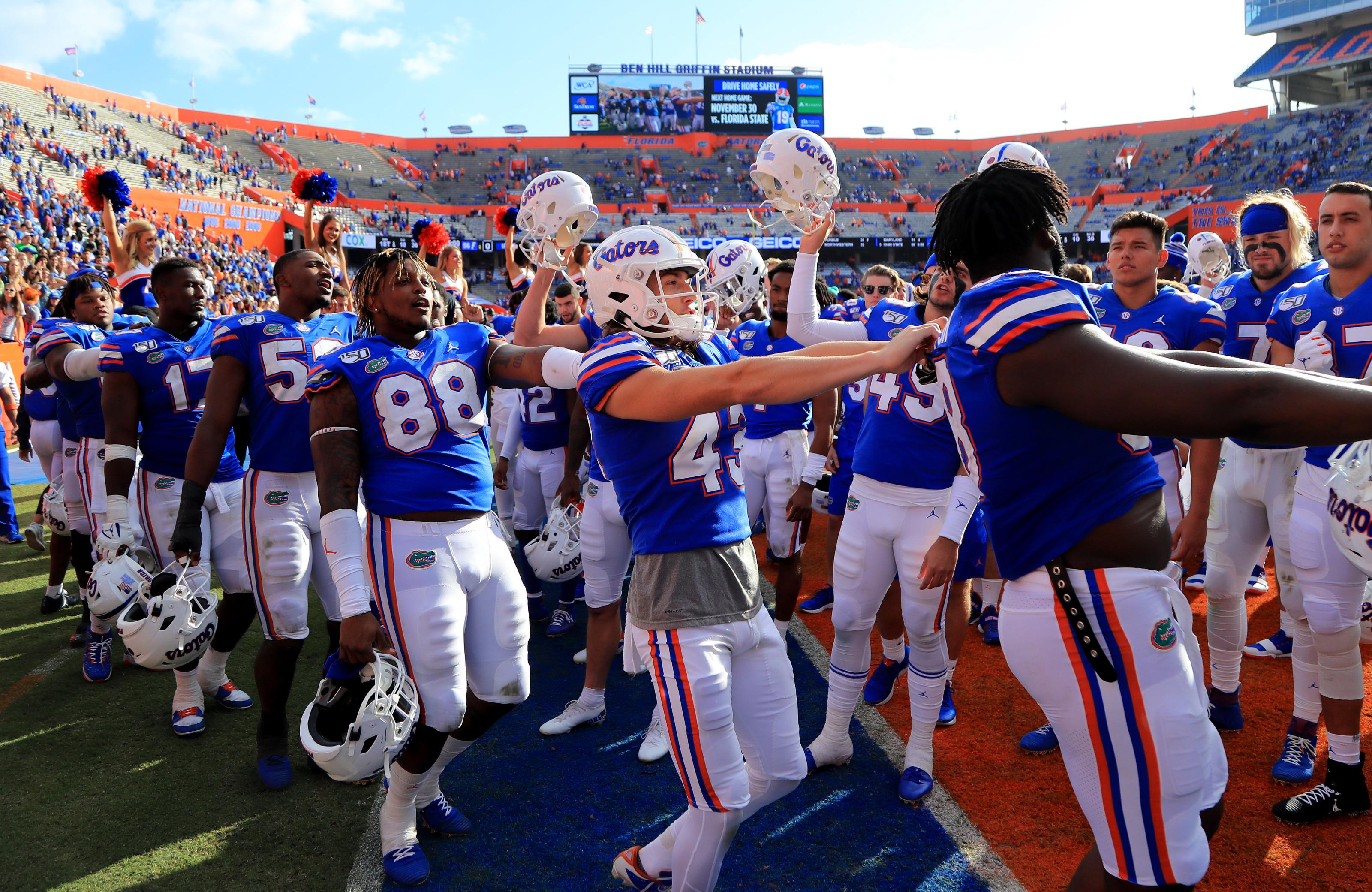 Florida football: New video series chronicles Gator program