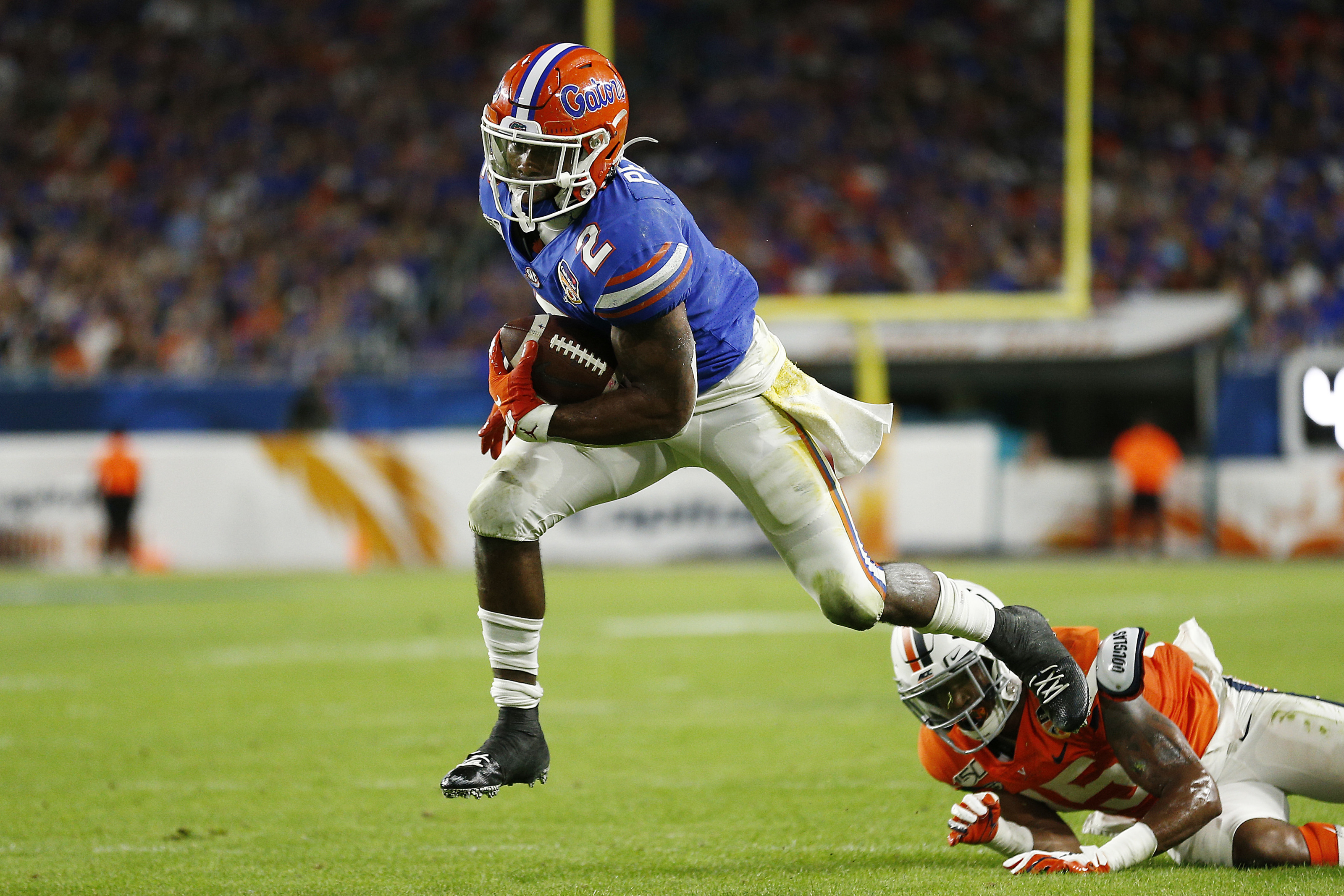 Florida Football Could 5 Star Rb Zach Evans Pick The Gators Dixon also updates where the tigers stand in the. https hailfloridahail com 2020 03 03 florida football 5 star rb zach evans pick gators
