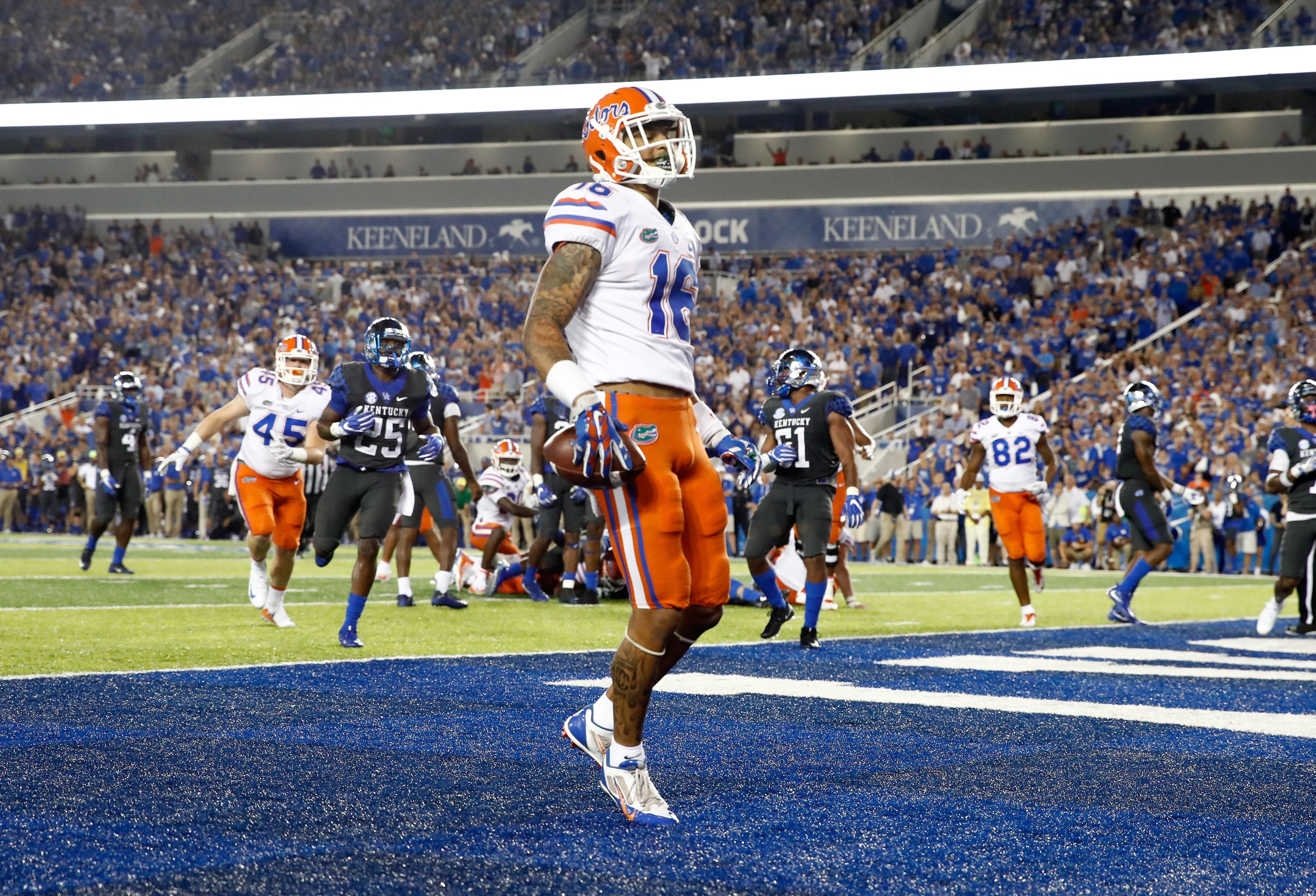 Florida football: Remembering the Gators 31-game win ...